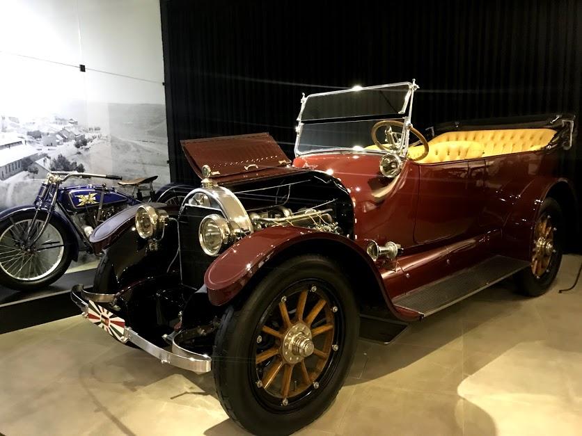 متحف السيارات الملكي في عمان
