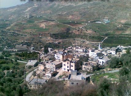 قرية راجب عجلون